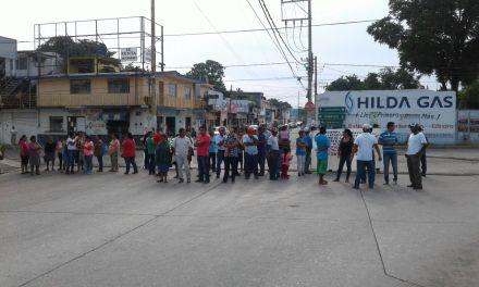 Con manifestación, Pescadores exigen una solución a sus peticiones