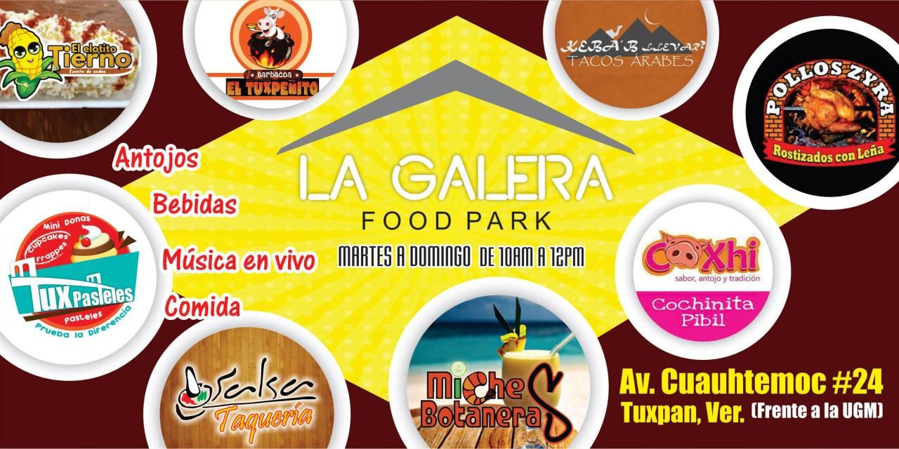 LA GALERA FOOD PARK