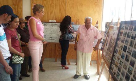 """Inauguran 3ra. Exposición Histográfica  denominada """"Tochpan, su Origen, Evolución e Historia"""""""