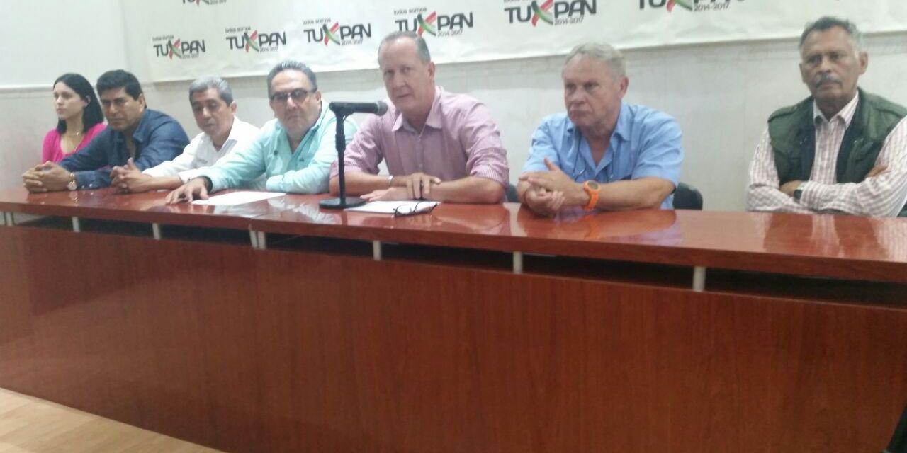 Ayuntamiento de Tuxpan paga deuda millonaria con IMSS