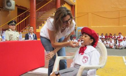 Del 7 al 11 de Noviembre se efectuará la 2da. semana de Salud Bucal
