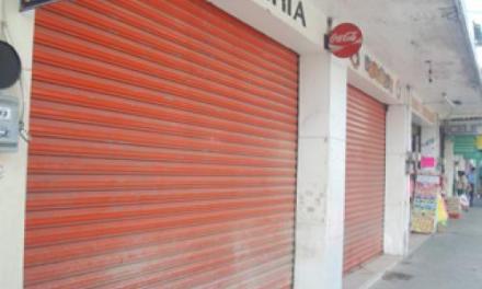 Inseguridad obligará a negocios a cerrar temprano
