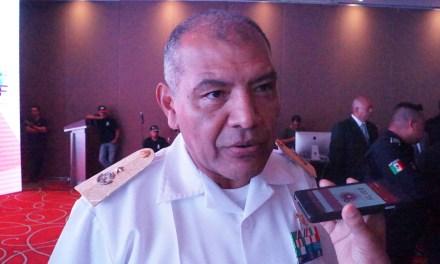 Ramón Galindo, Comandante del Sector Naval de Tuxpan, se retira tras 44 años de servicio
