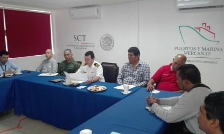 Pondrán en marcha Operativo de Seguridad Marítima en Tuxpan