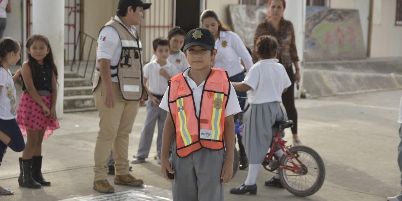 Fortalecer la Cultura y Seguridad Vial, es Prioridad en Tuxpan