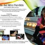 Concurso del Día del Niño Perdido 2016