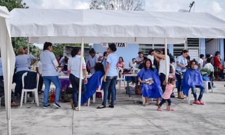 DIF Tuxpan  lleva programas y servicios a las comunidades