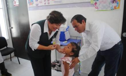Refozarán vacunacion permanente en 1er. Semana de Salud
