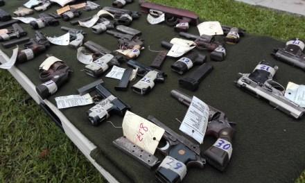 Baja respuesta ante programa de Canje de Armas