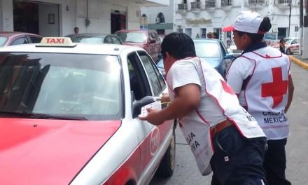 Da inicio Colecta Anual de la Cruz Roja