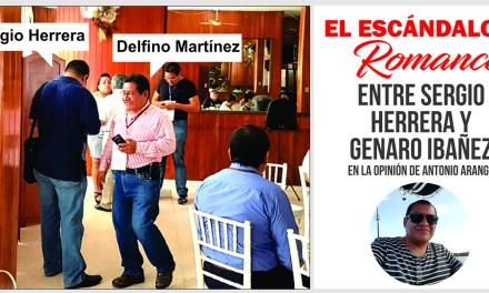 EL ESCANDALOSO ROMANCE DE SERGIO HERRERA Y GÉNARO IBAÑEZ