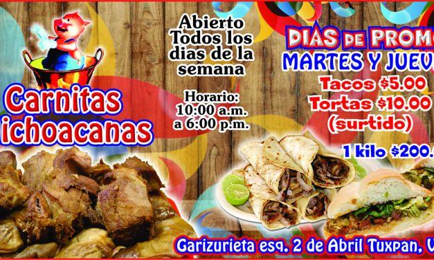 Carnitas Michoacanas