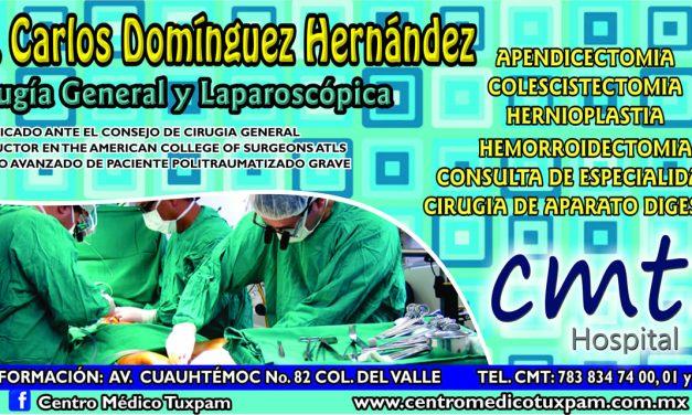 Dr. Carlos Dominguez Hernández