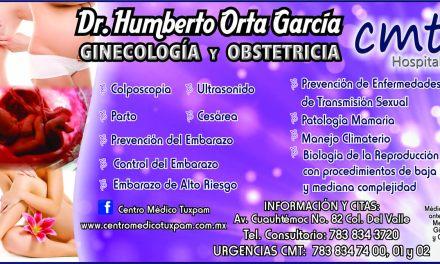 Dr. Humberto Orta García
