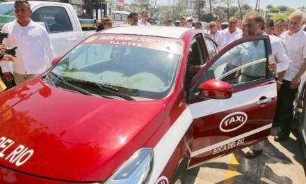 «Se regularizará el transporte público para que el servicio sea mejor, seguro y eficiente»: Gobernador Yunes