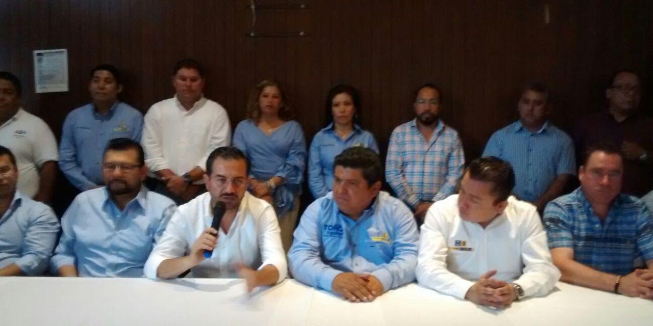 El triunfo ya esta garantizado: Toño Aguilar