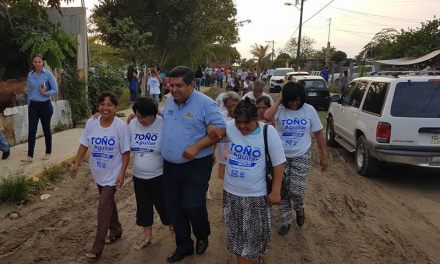 Toño Aguilar: Priorizará a sectores vulnerables