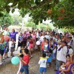 Comunidades de Tuxpan respaldan el proyecto de Tavo Greer