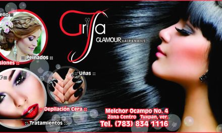 Grissa Glamour Hair & Nails