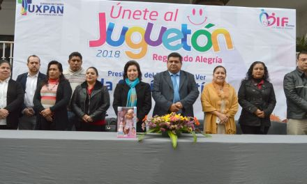 Arranca el Juguetón 2018