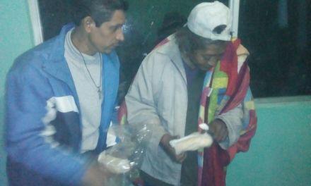 HABILITAN ALBERGUE PARA INDIGENTES EN TAMIAHUA
