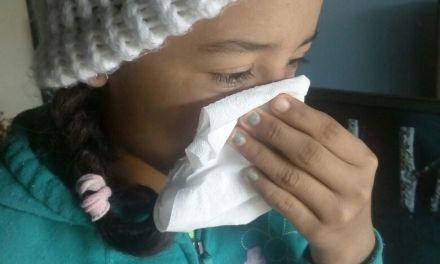 A la alza enfermedades respiratorias