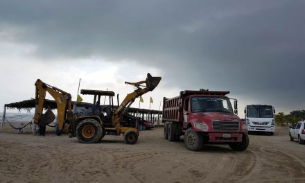 Comienza la Limpieza de Playas