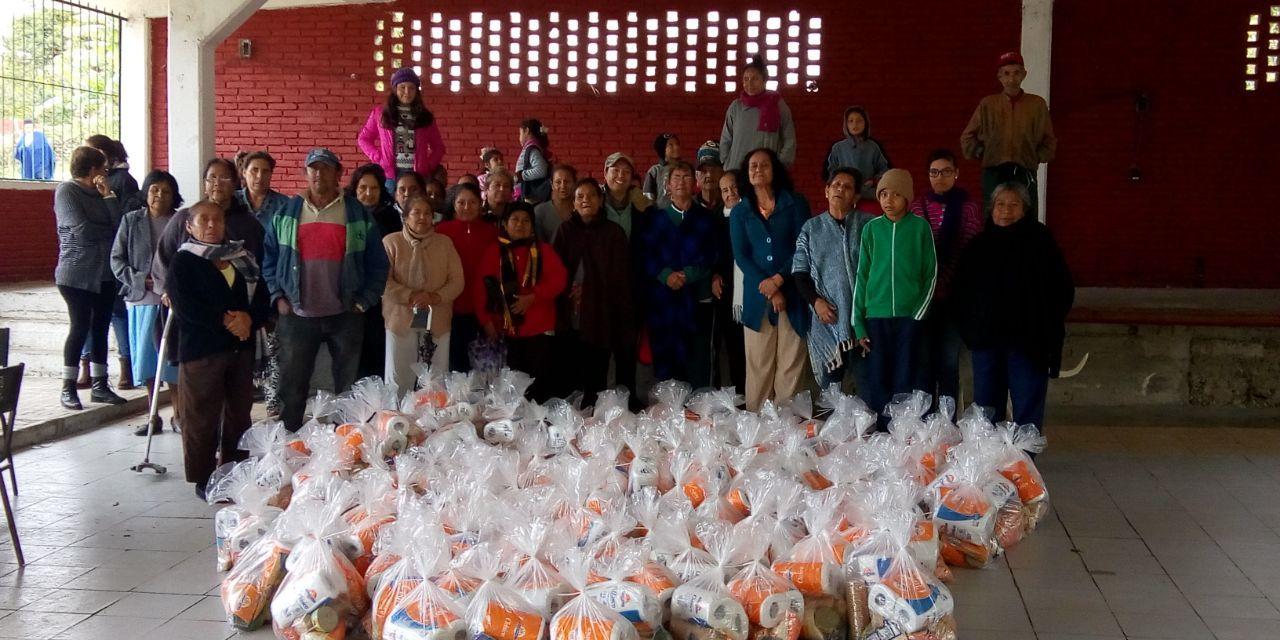 Citlali Medellin: Cumpliendo compromisos a los más necesitados