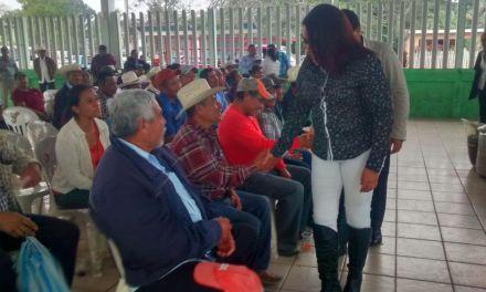 Reciben productores apoyos para el campo en Tamiahua