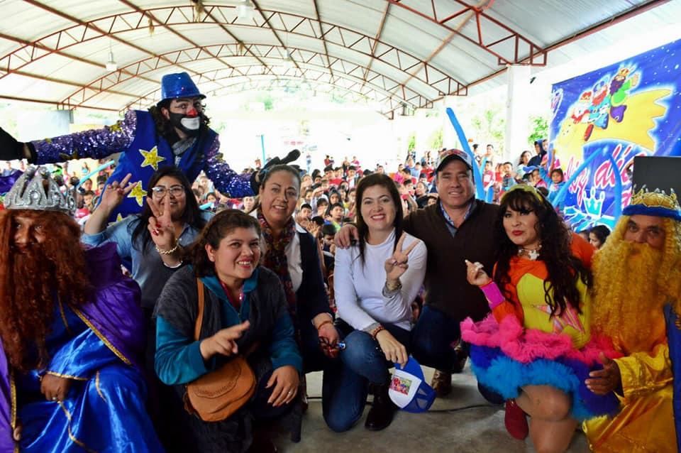 Todo un Éxito el Show de Tatiana y Cepillin: Arturo Esquitín