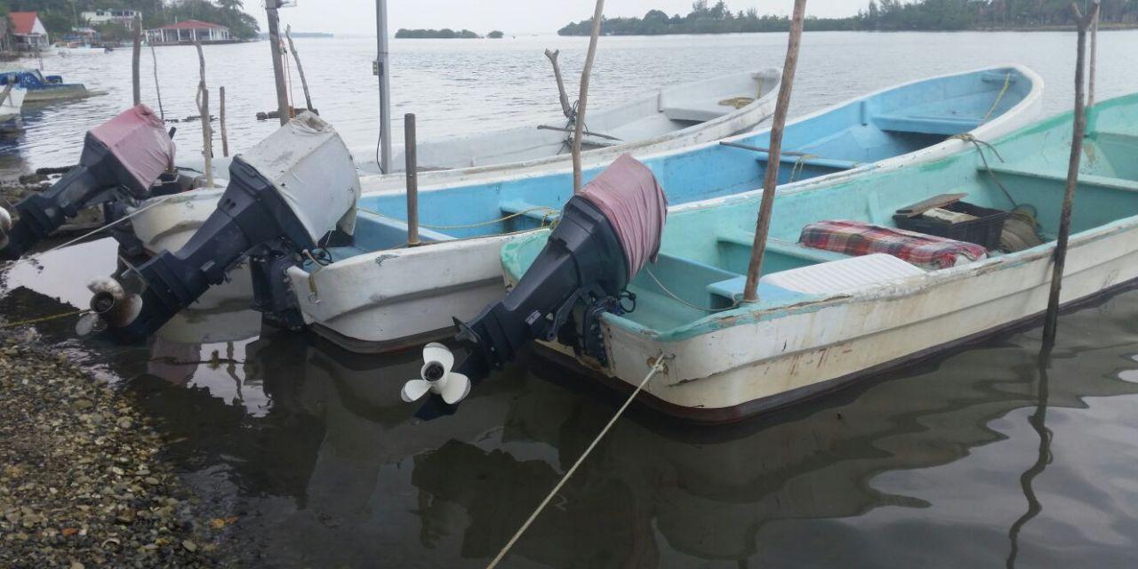 Pesca es afectada por Frente frío num.20