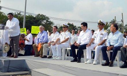 Gobernador aliado de Tuxpan y la zona norte