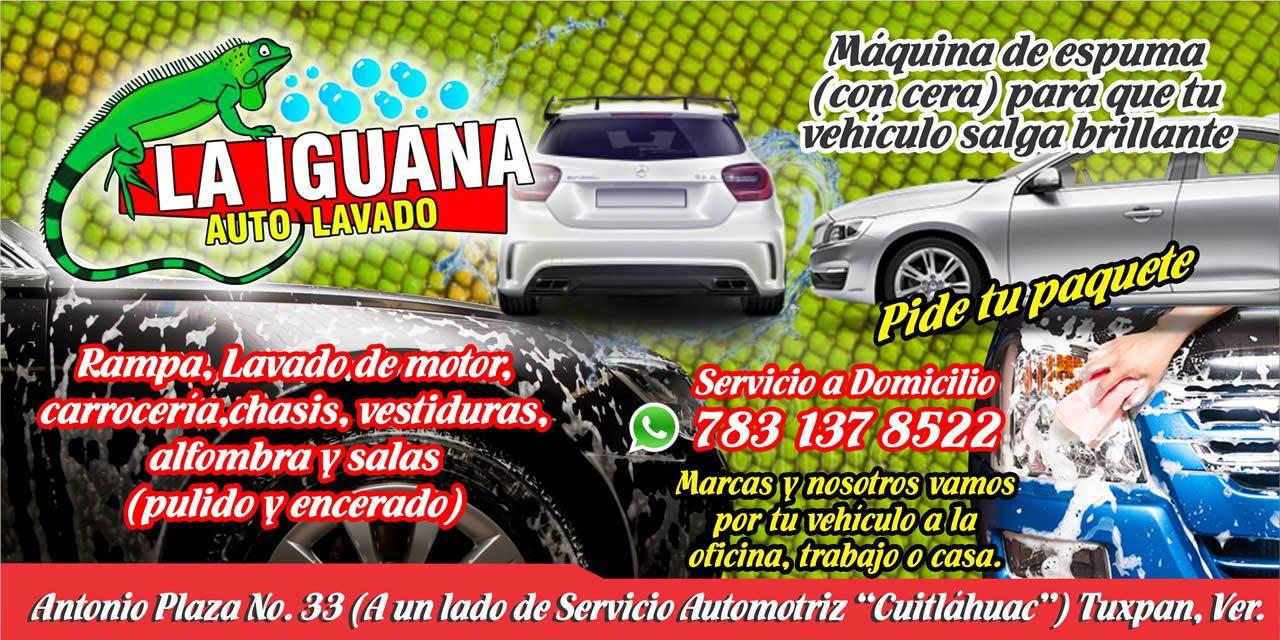 La Iguana Auto Lavado