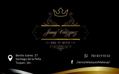 Janny Velázquez Make Up Artist