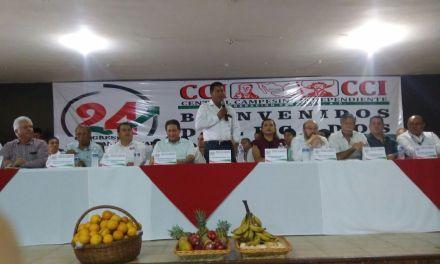 Continúa Edmundo Cristóbal en la dirigencia de la CCI