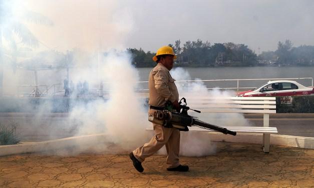 Inicia Jornada Nacional de lucha contra el Dengue, Zika y Chikungunya