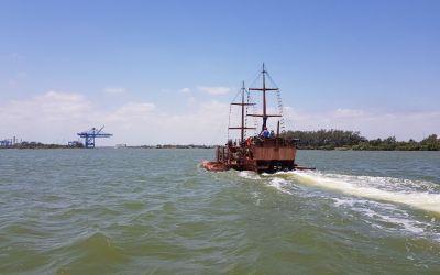 Tabuco finalmente llega a Puerto