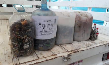 Protegen Medio Ambiente con programa de recolección de pilas