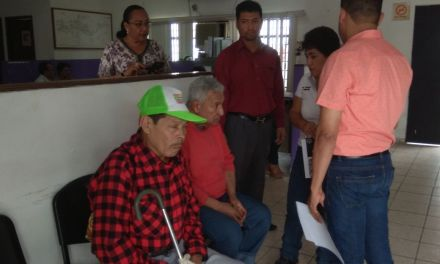 Espera derechos humanos determinación de casos de abuelitos abandonados en Tuxpan