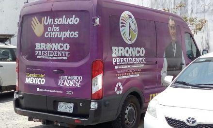El Bronco estará en Tuxpan
