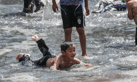 Llaman a extremar precauciones por altas temperaturas en Tuxpan