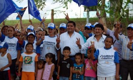 Que comunidades crezcan parejo a la ciudad: Clemente Campos