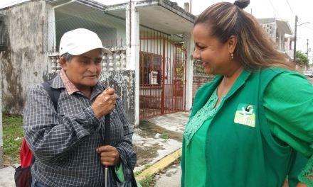 Maryanela Monroy: Mujer comprometida y de trabajo