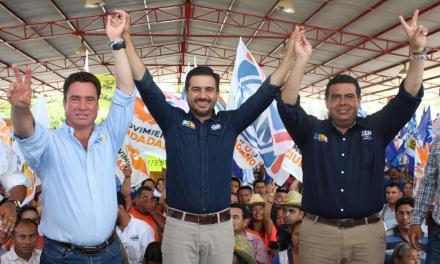 Con el apoyo de los ciudadanos, el triunfo es inminente: Arturo Esquitín