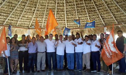 Encabeza Arturo Esquitín productiva reunión y exhorta a redoblar esfuerzos en beneficio del Distrito III
