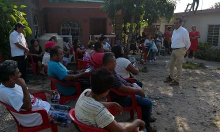 Estamos a mitad de la campaña y estamos mejor que nunca: Rolando Núñez