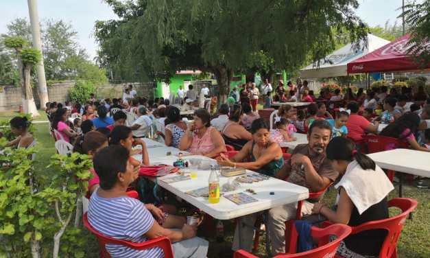 Cada día más ciudadanos se convencen, con las propuestas claras y viables de Rolando Núñez