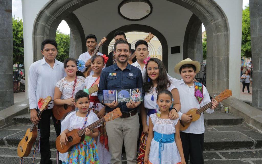 Con el arte y la cultura formaremos mejores seres humanos: Miguel Ángel Yunes Márquez
