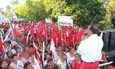 """Con gran éxito cerró campaña José Rolando Núñez, candidato de """"Por un Veracruz Mejor"""" a la diputación local por el 03 distrito"""
