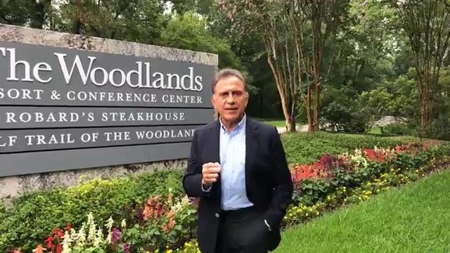Mensaje del Gobernador Miguel Ángel Yunes Linares, desde The Woodlands, en Houston